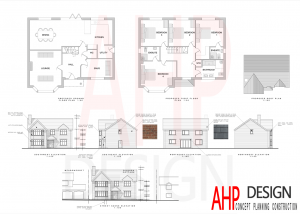 Proposed Plans and Elevations