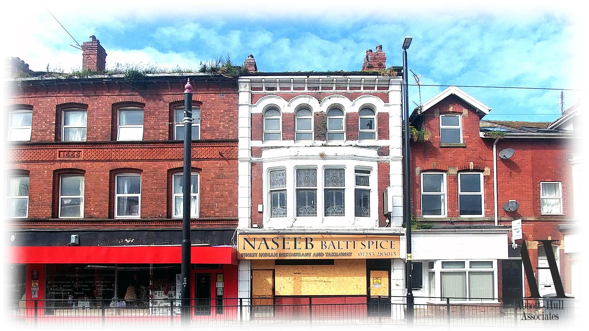 25 North Albert Street, Fleetwood - street view