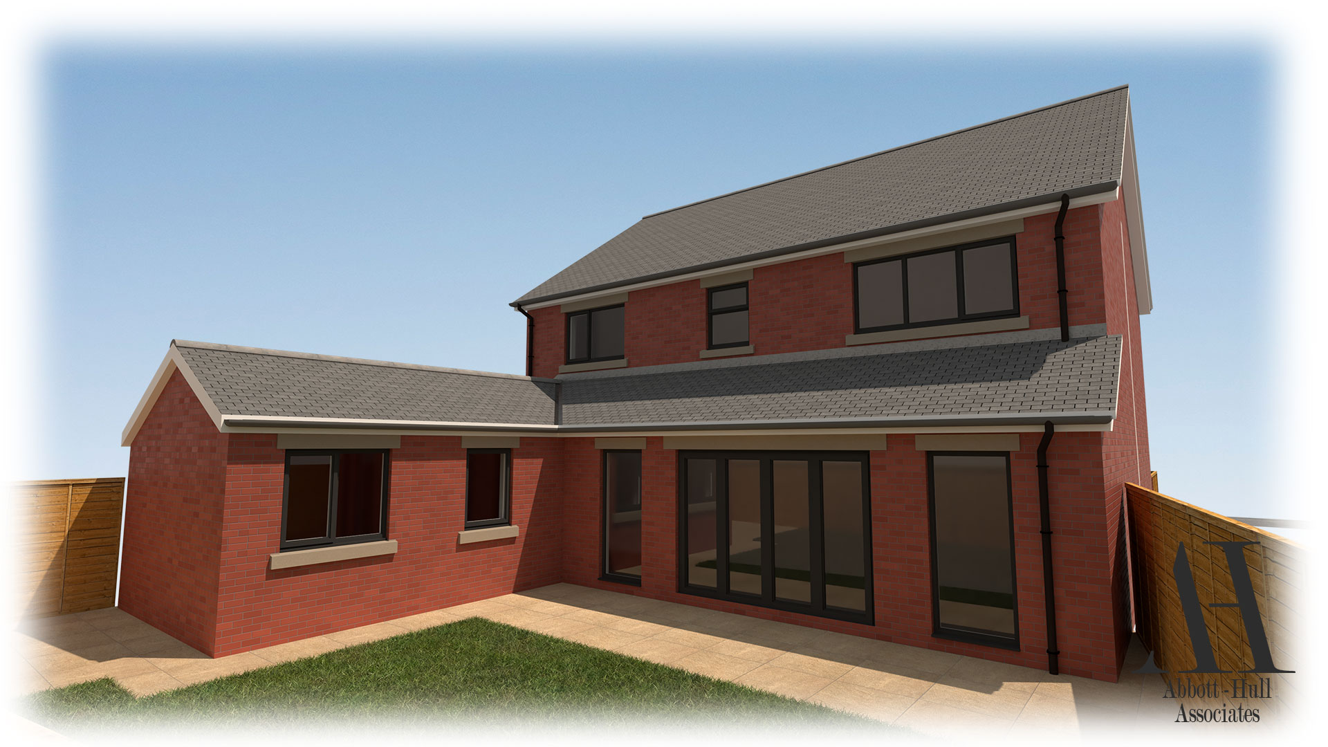 Marsh Road, Thornton-Cleveleys, House Extension - Visual C