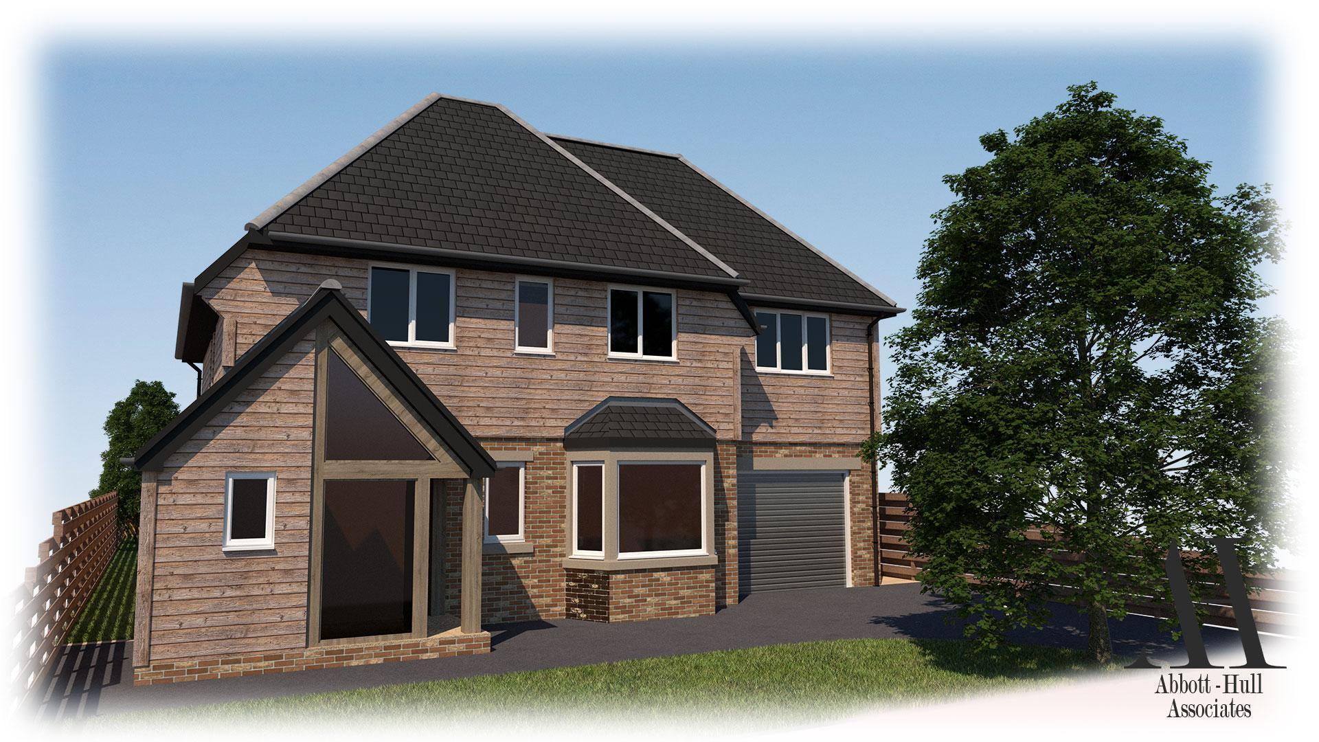 The Grove, Thornton-Cleveleys, House Renovation Visual A