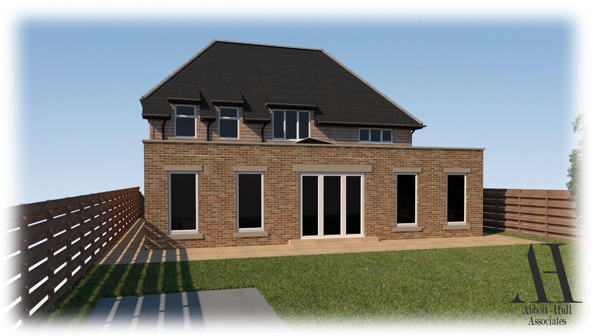 The Grove, Thornton-Cleveleys, House Renovation Visual C