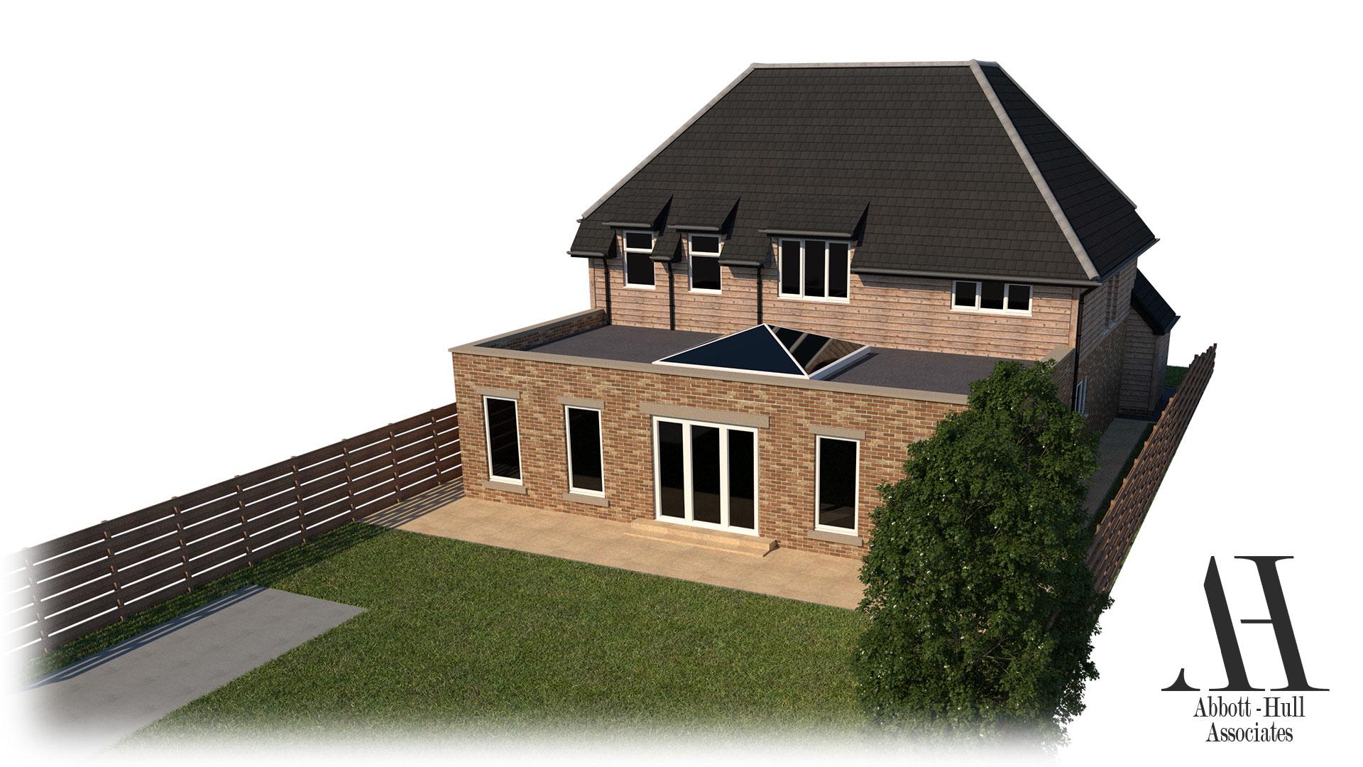 The Grove, Thornton-Cleveleys, House Renovation Visual D