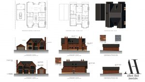 Mains Lane Proposed Plans and Elevations
