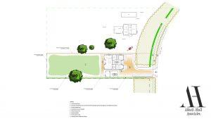 Mains Lane Proposed Site Plan