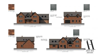 Singleton Proposed Elevations