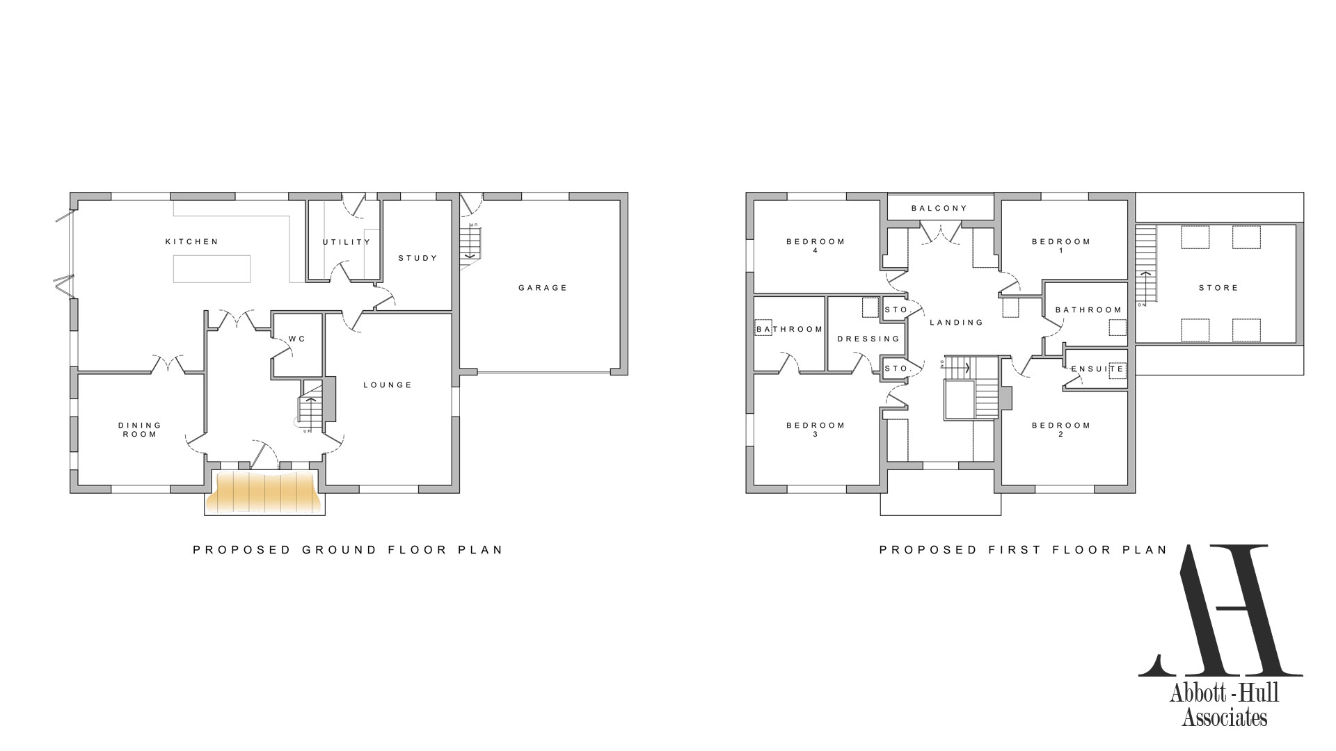 New Dwelling, Applegarth, Singleton - Proposed Plans