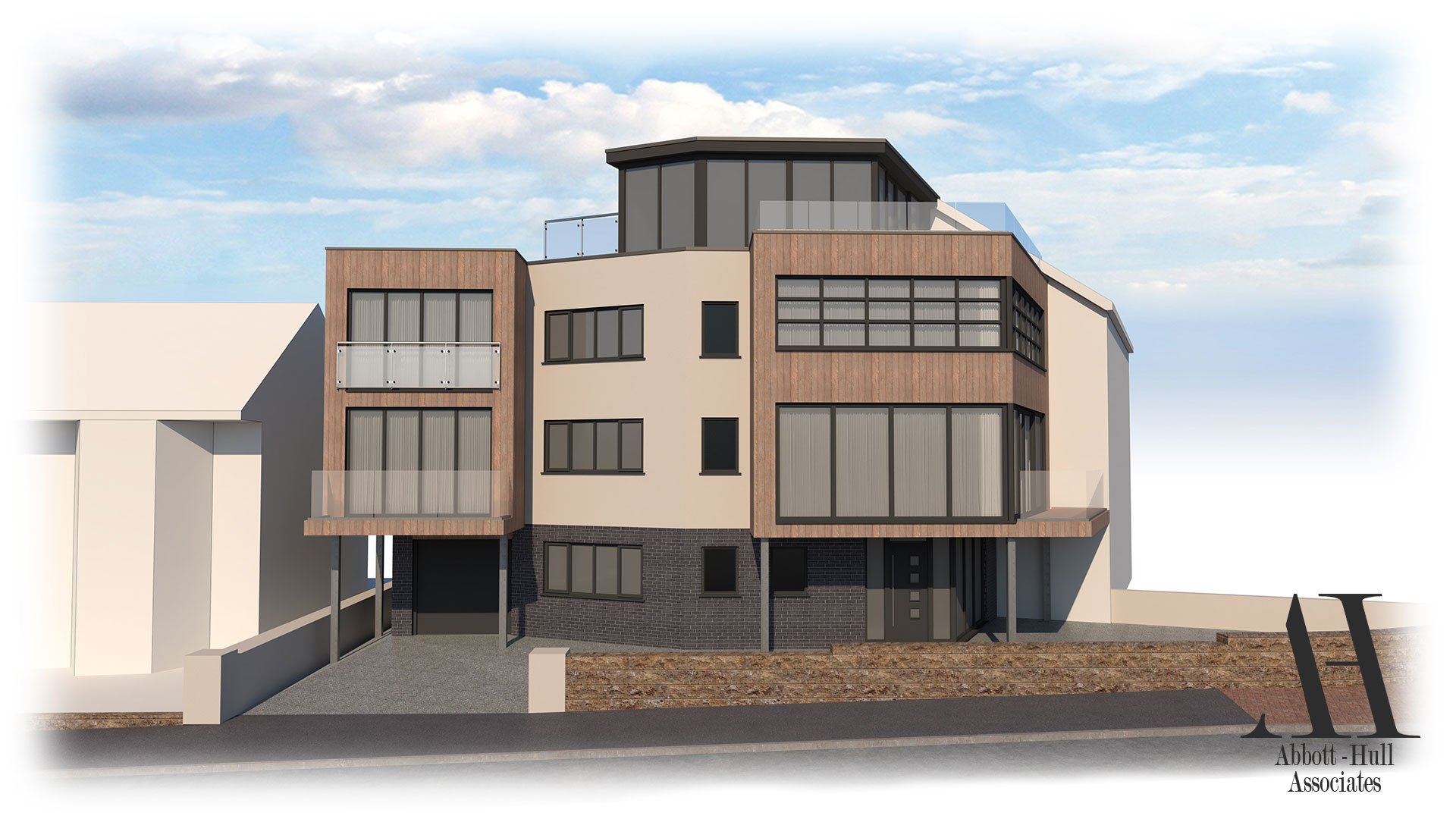The Pod, North Promenade, Thornton-Cleveleys - Proposed Visual B