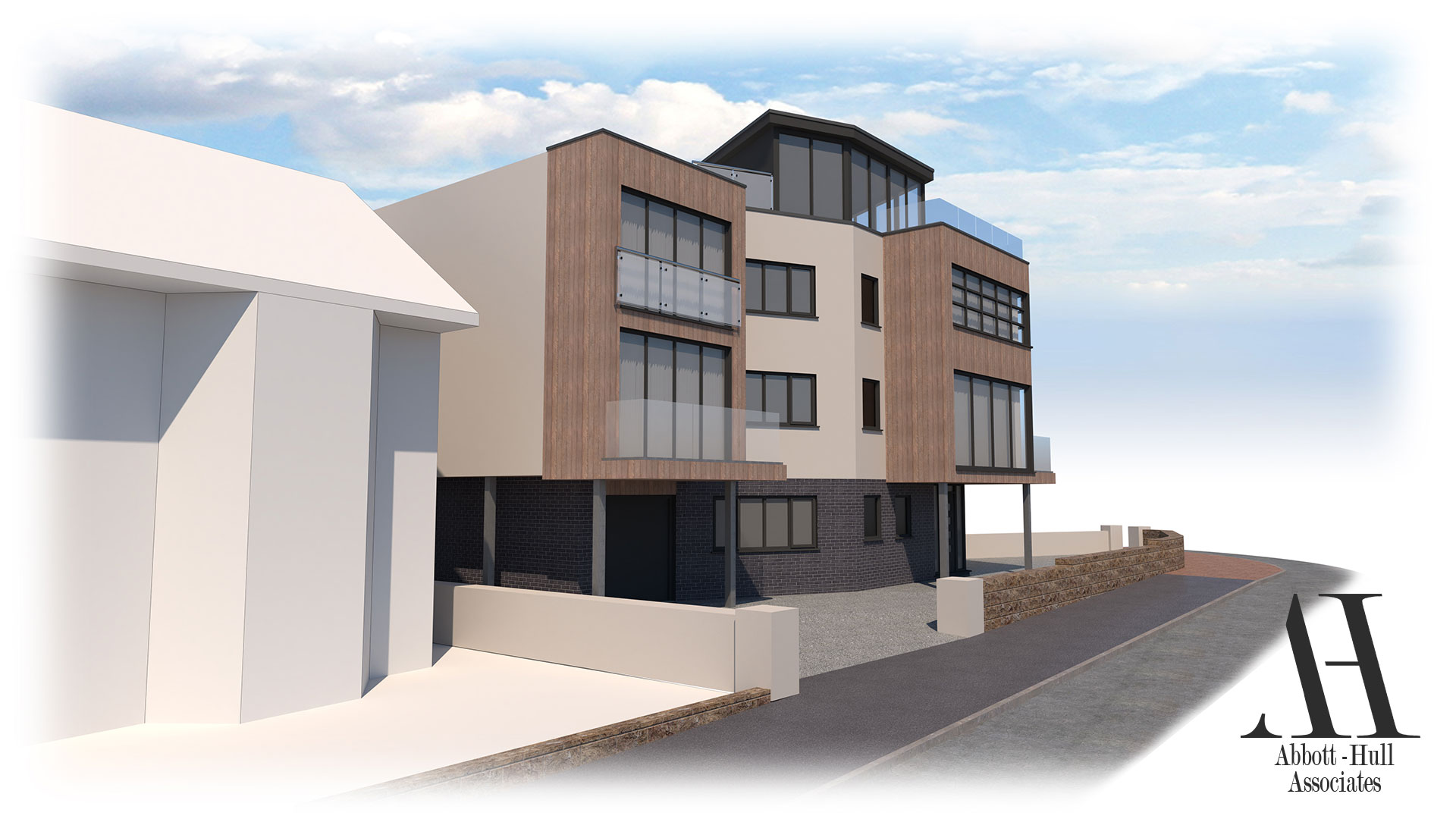 The Pod, North Promenade, Thornton-Cleveleys - Proposed Visual C