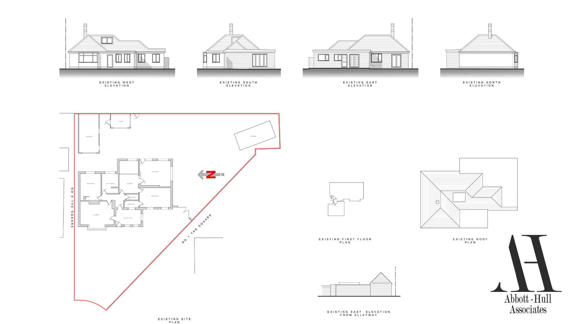 Tradewinds, Rossall - Existing Plans
