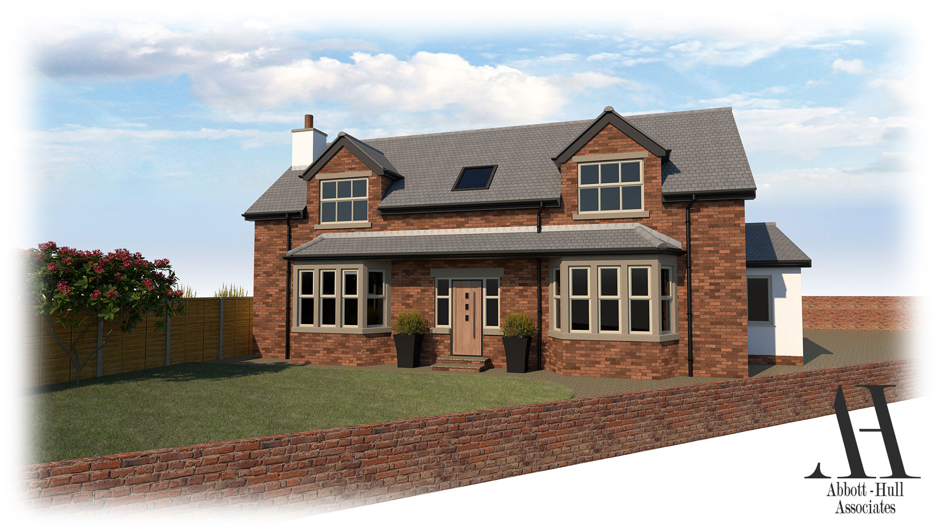 Tradewinds, Rossall - Proposed Visual A