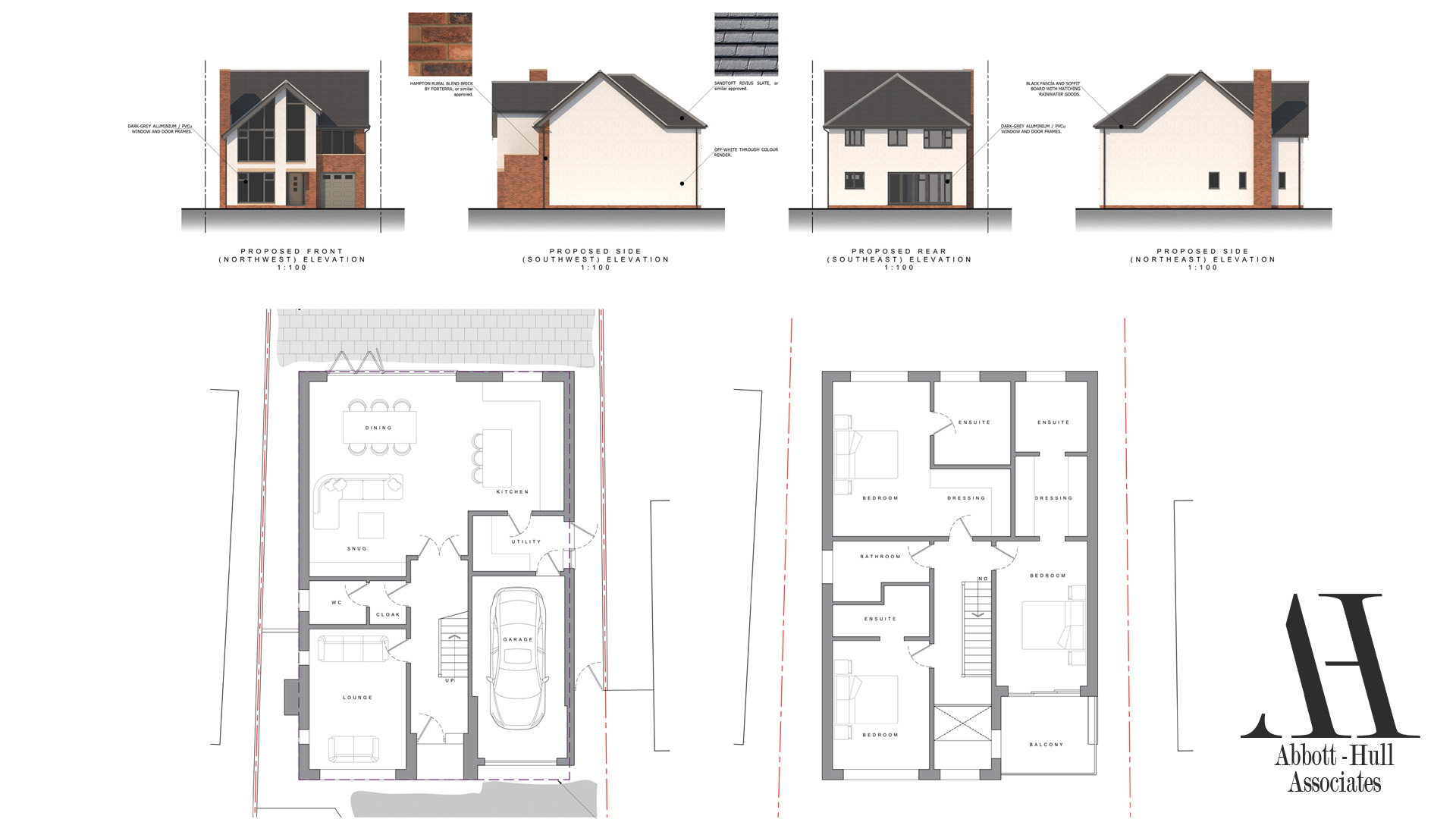 101 Princes Way, Fleetwood - Proposed Plans