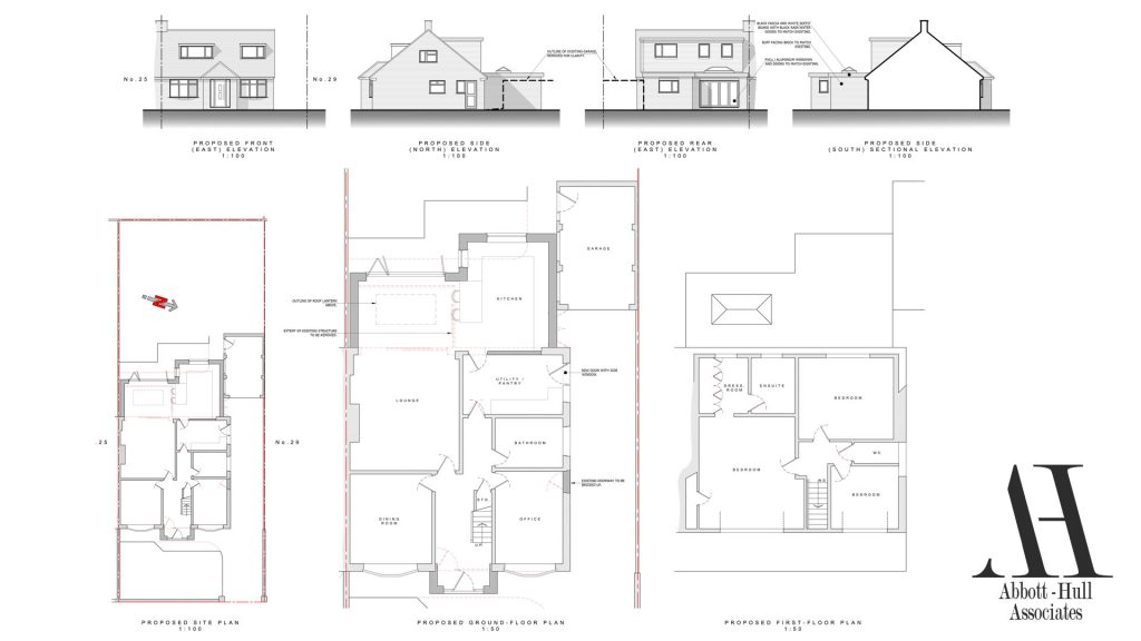 Levens Drive, Poulton-le-Fylde - Proposed Plans