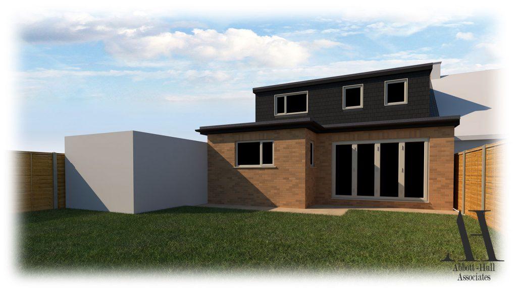 Levens Drive, Poulton-le-Fylde - Proposed Visual A