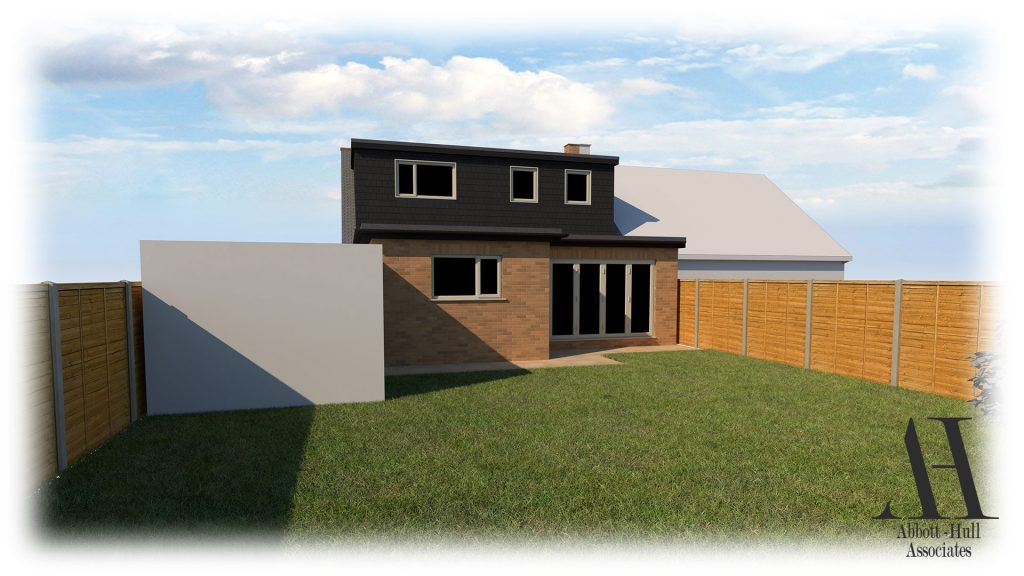 Levens Drive, Poulton-le-Fylde - Proposed Visual B