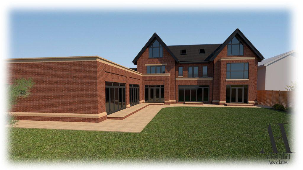 Oldfield Carr Lane, Poulton-le-Fylde, New Dwelling - Visual C