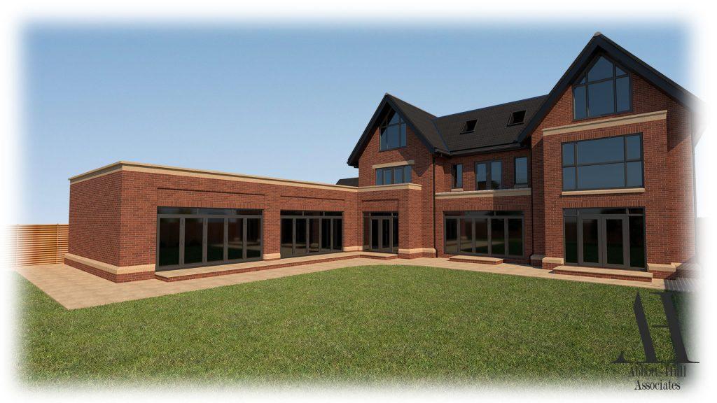 Oldfield Carr Lane, Poulton-le-Fylde, New Dwelling - Visual D