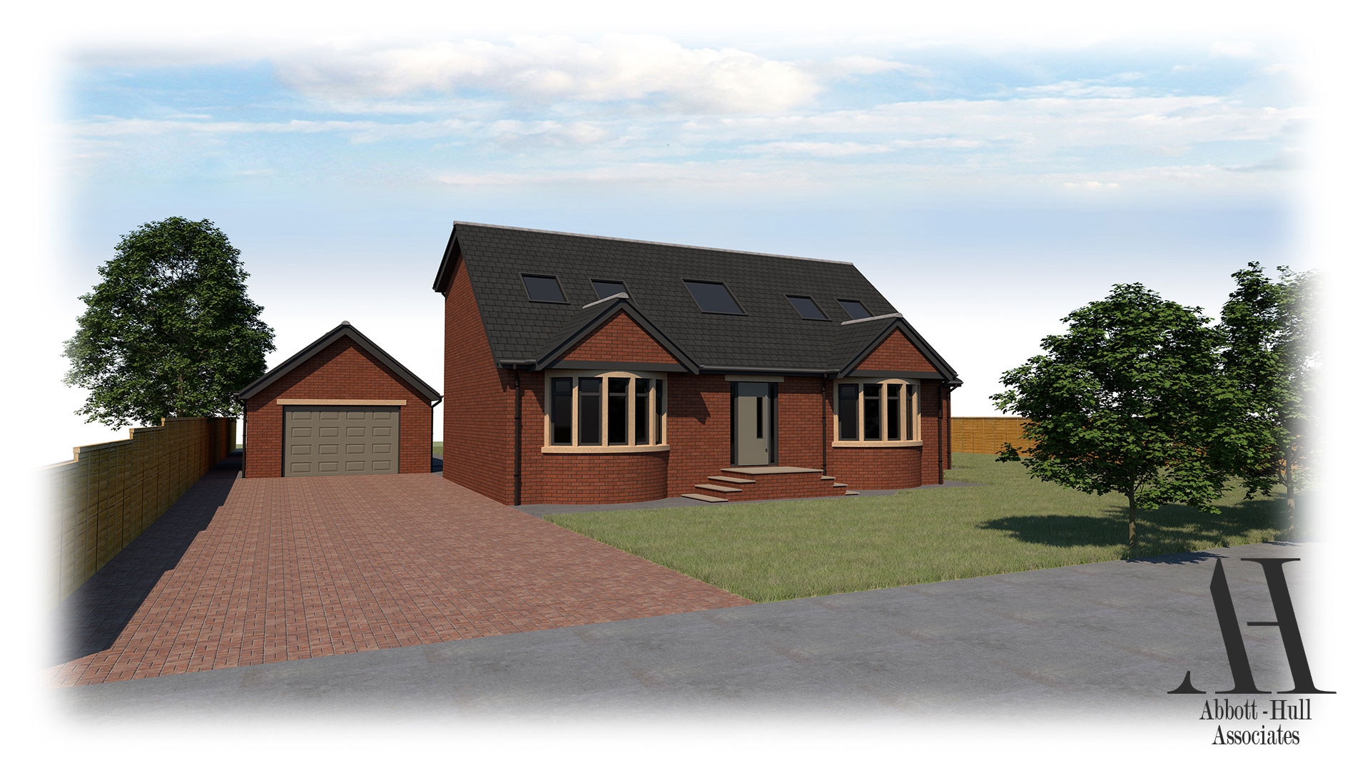 Wayside, New Lane, Thornton-Cleveleys - Proposed Visual A