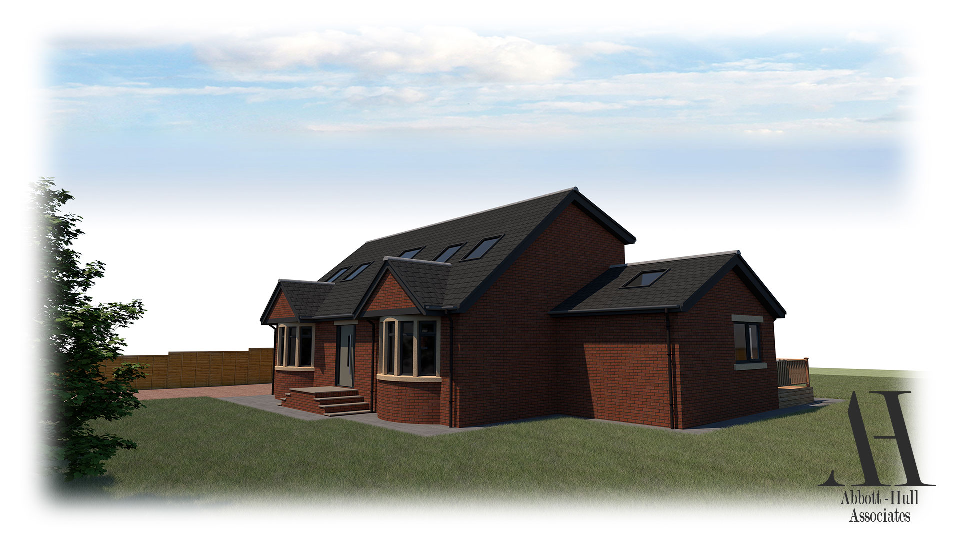 Wayside, New Lane, Thornton-Cleveleys - Proposed Visual B