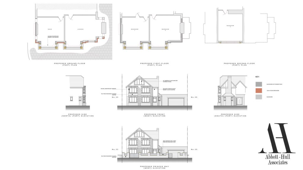 Princes Way, Fleetwood - Proposed Plans